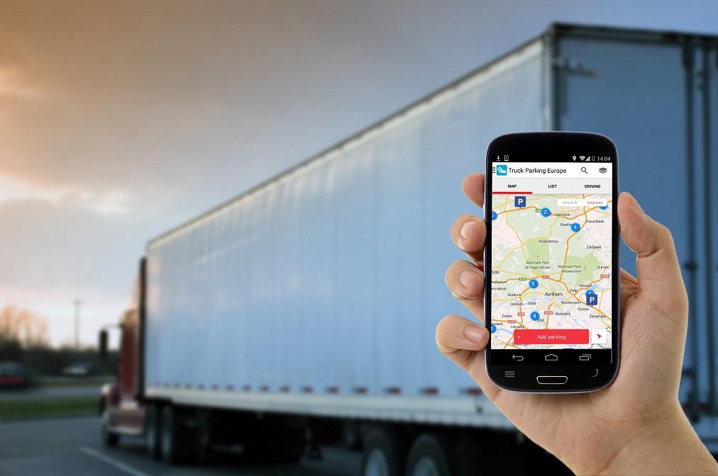 Siłownie dla kierowców dostępne w aplikacji Truck Parking Europe!